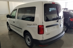 VW Caddy - 80% - 01
